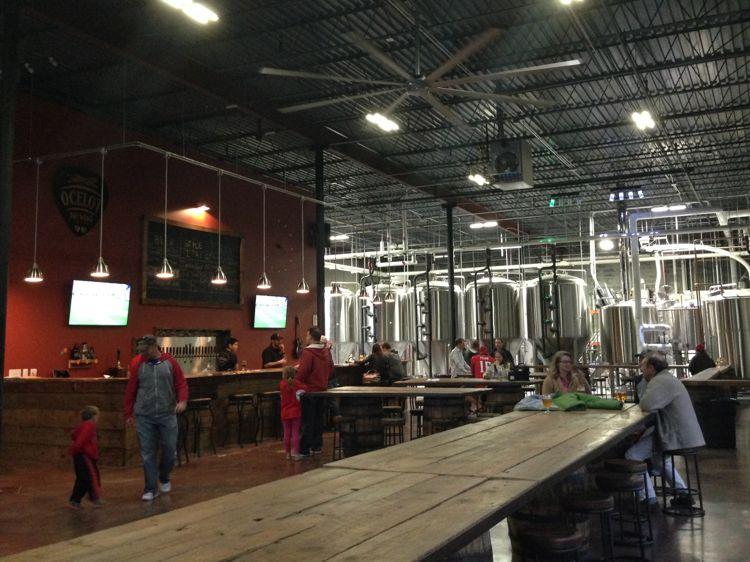 Ocelot Brewing in Ashburn