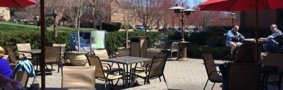 Old Brogue patio
