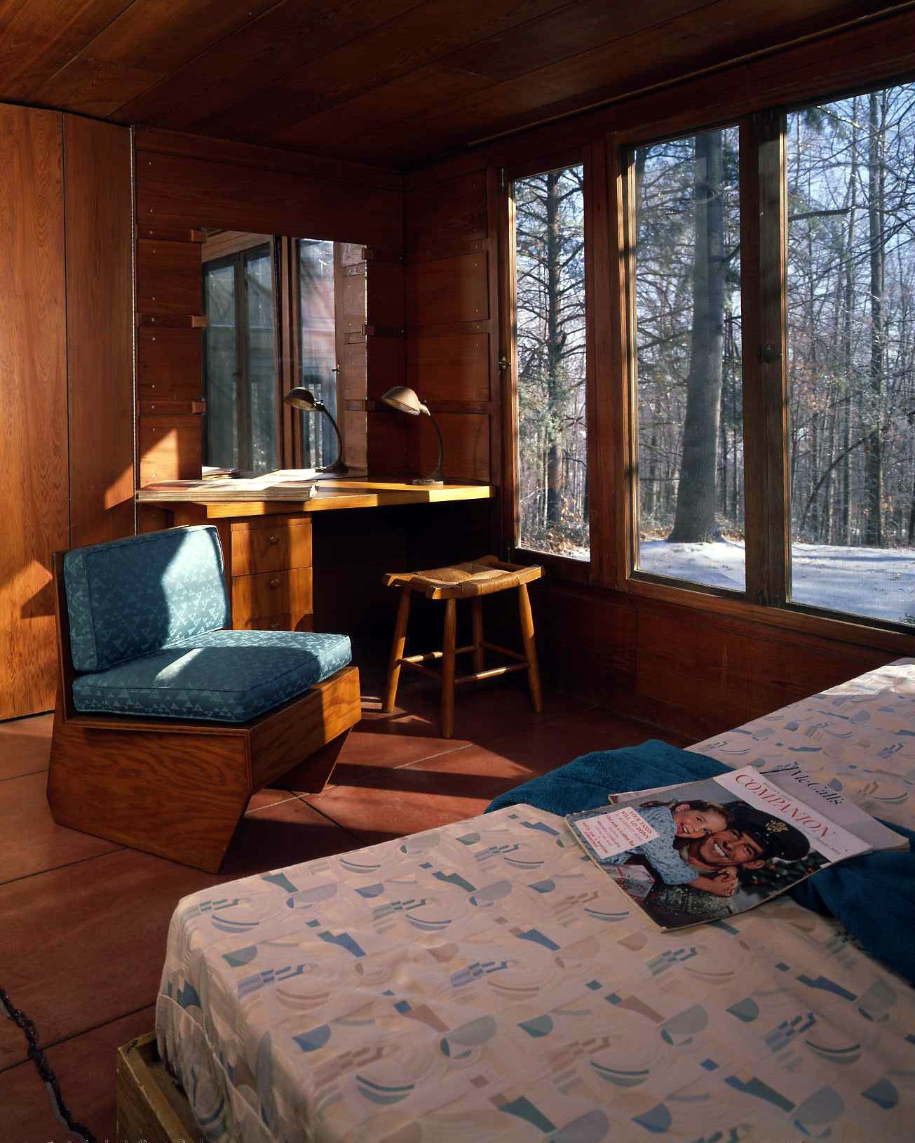 Pope-Leighey House Tour: A Frank Lloyd Wright Gem In