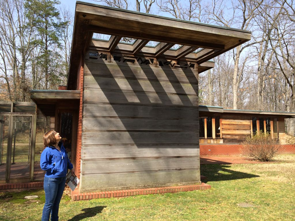 Pope Leighey House Tour A Frank Lloyd Wright Gem In