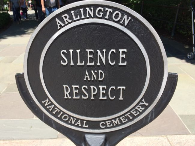 Silence and Respect ArlingtonNC