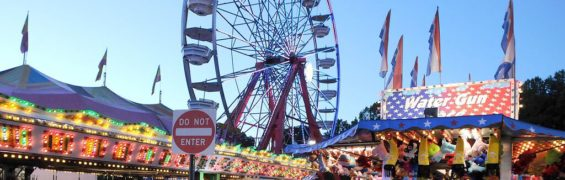 Celebrate Fairfax carnival 2015