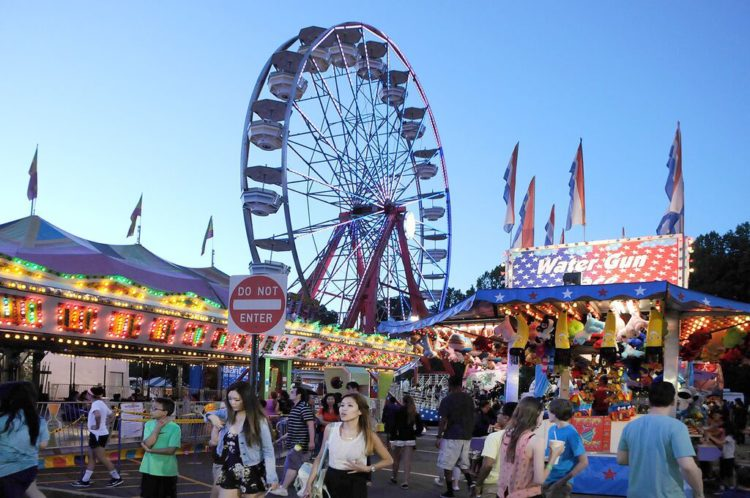 festival fun parks llc 70 Favorite Festivals in Northern Virginia: A Year of Fun Events ...