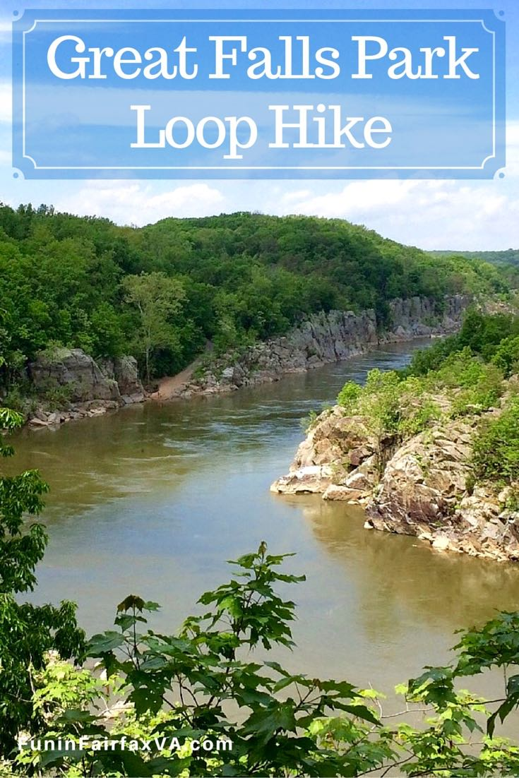 This 3-mile Great Falls loop hike takes you beside Difficult Run, along the ridge, and past the Potomac River, on shady trails with gorgeous views.