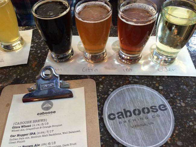 Caboose Brewing Company Vienna