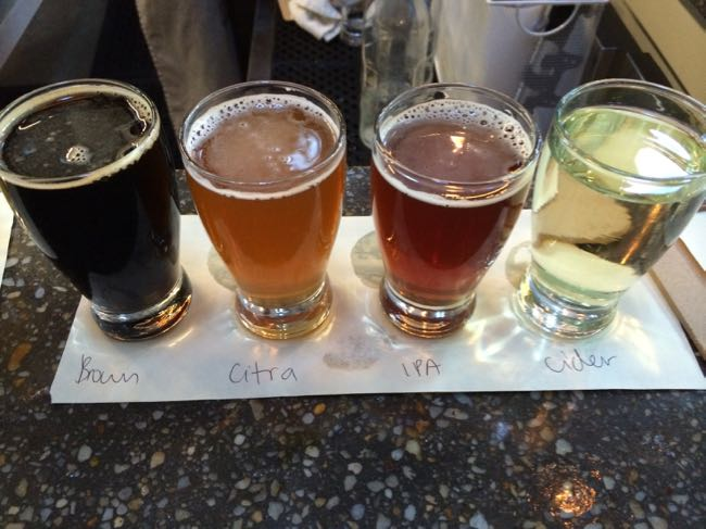Flight 1 Caboose Brewing