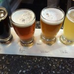 Flight 2 Caboose Brewing