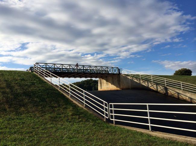 Lake Fairfax Park Dam