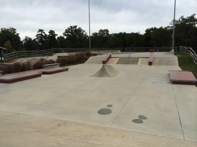 Skate Park Lake Fairfax Park