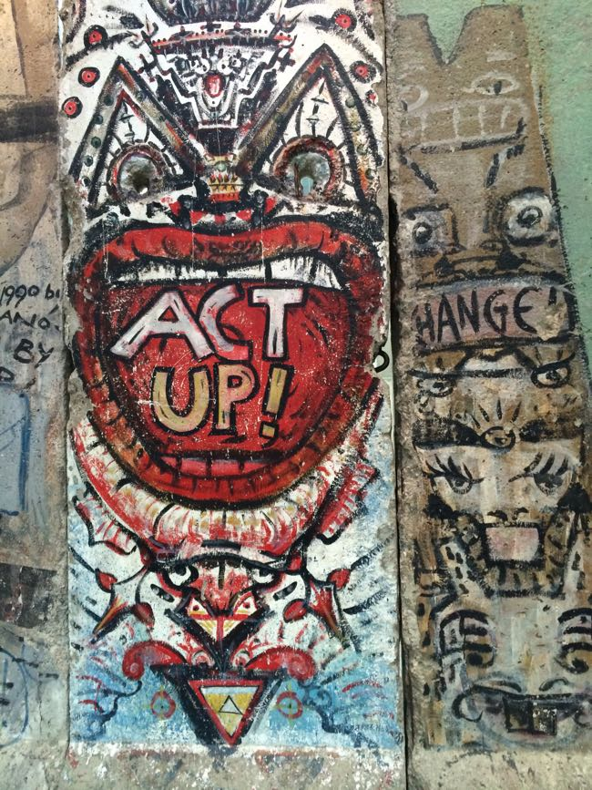 Berlin Wall West Germany Newseum