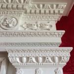 Carving detail Gunston Hall