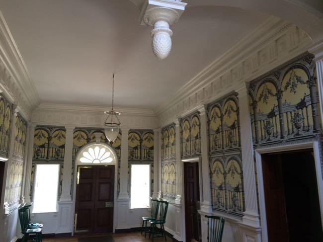 Central Passage Gunston Hall