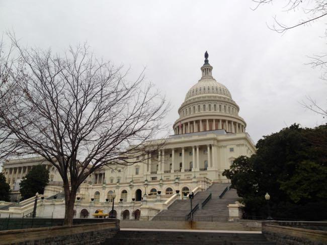 United States Capitol 2011