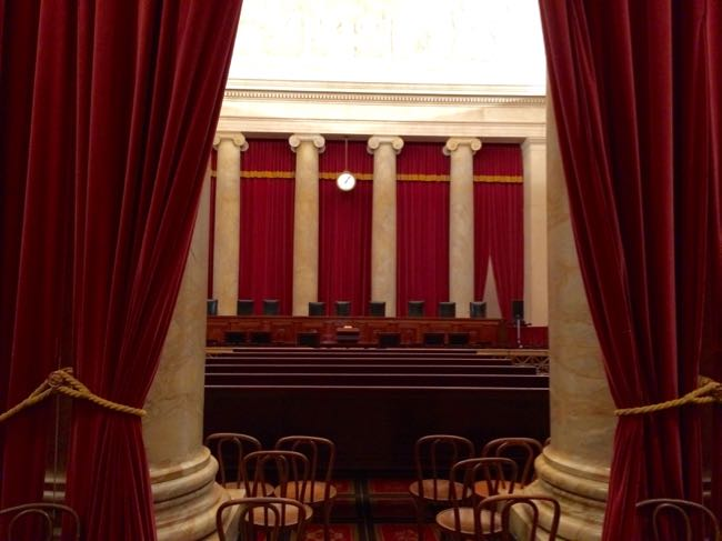 United States Supreme Court Washington DC