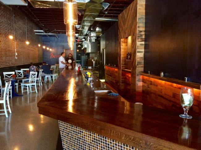 Belly Love brewery bar