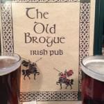 Pints at The Old Brogue Great Falls