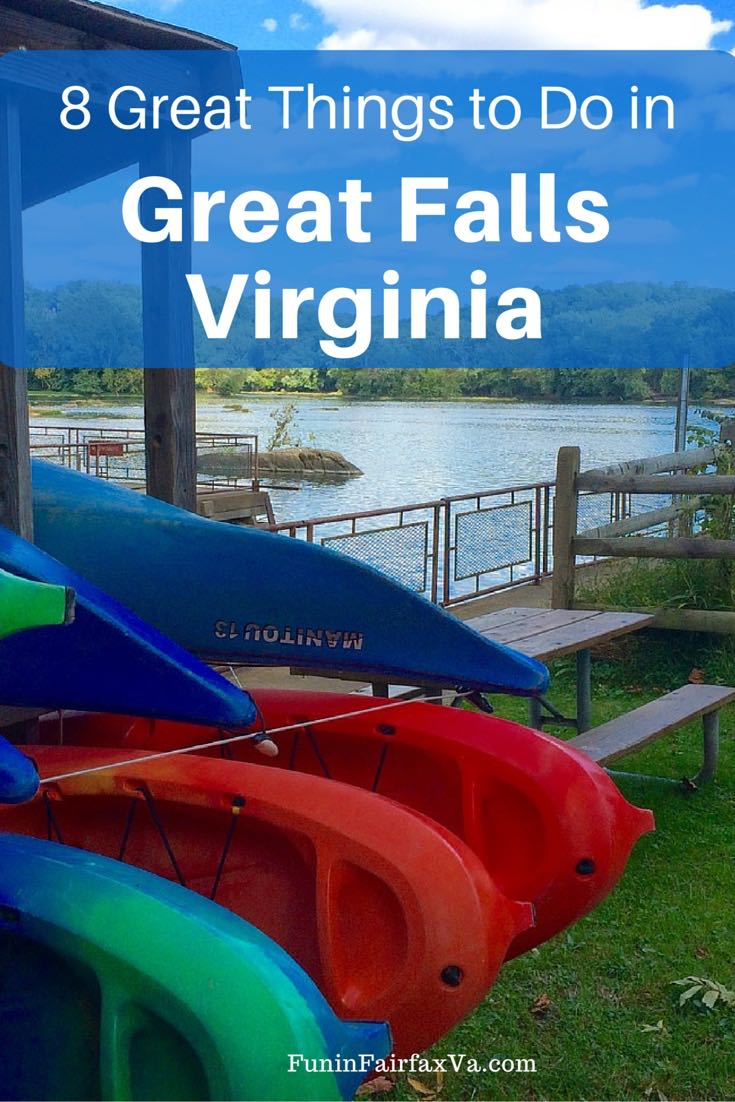 8 Great Things To Do In Great Falls Virginia