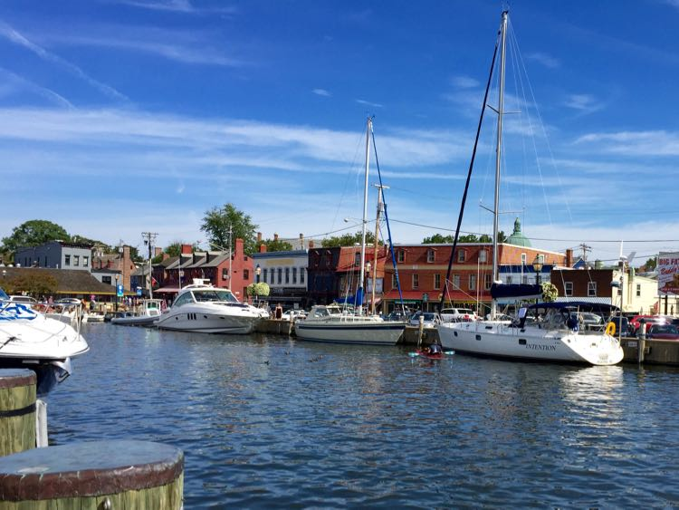 Annapolis Maryland Getaway by the Bay