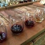 Great Frogs Winery tasting