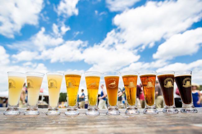 Northern Virginia Brewfest line-up