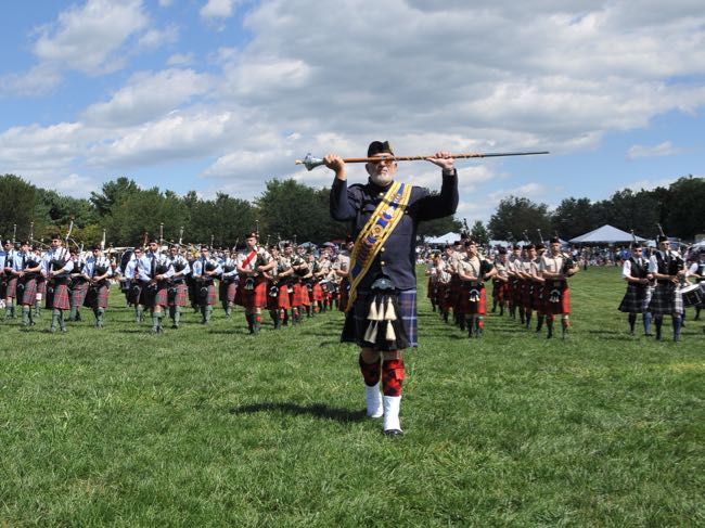 Scottish Games and Labor Day Weekend 2018 Northern Virginia