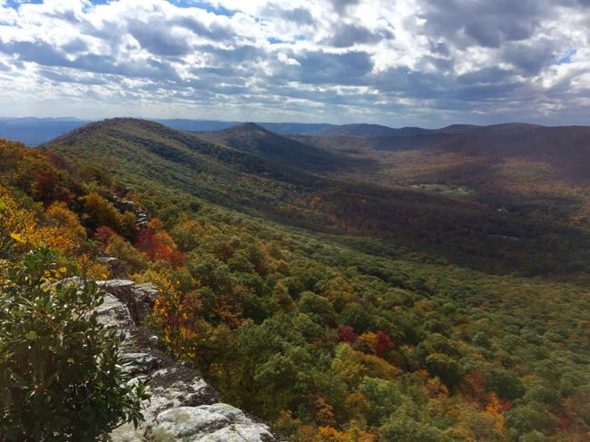 Hike the Virginia Border to Amazing Views on Big Schloss