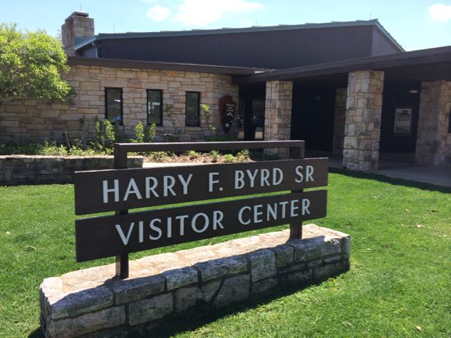 Byrd Visitor Center Shenandoah