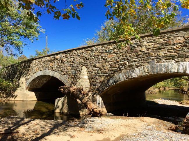 Hibbs Bridge Snickersville Turnpike