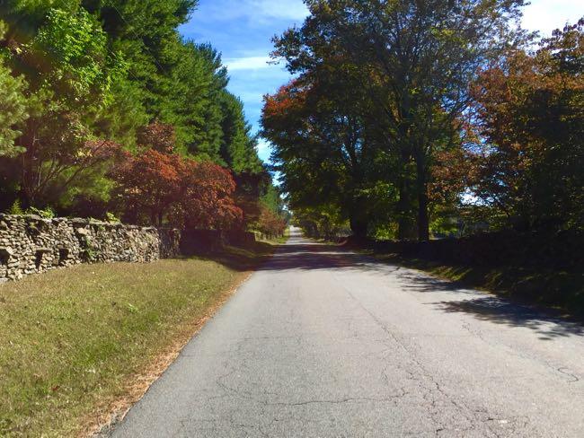 Scenic Snickersville Turnpike Loudoun County Virginia