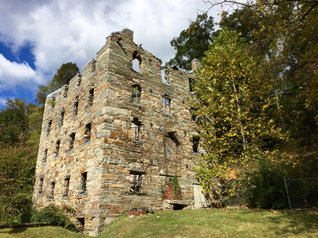 Chapman's Mill, Bull Run Mountains Conservancy