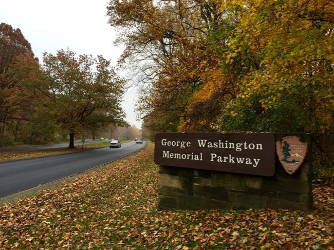 George Washington Memorial Parkway