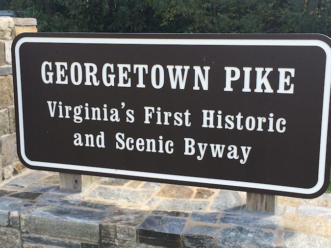 Georgetown Pike, Virginia Scenic Byway