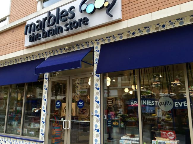Marbles Brain Store National Harbor