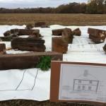 Menokin archeology work