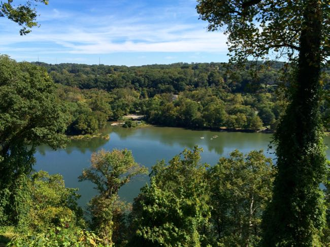 Potomac Overlook from GW Parkway
