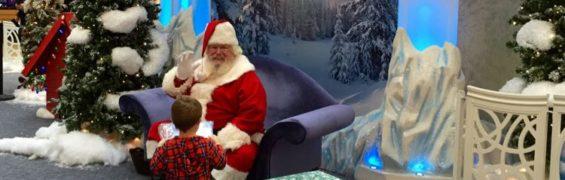 Santa's Flight Academy at Fair Oaks Mall
