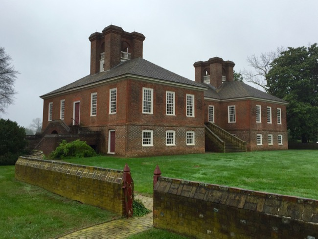 Stratford Hall, Northern Neck