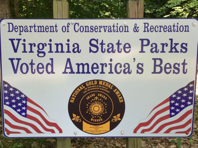 Virginia State Parks, Voted America's Best, one of 12 holiday favorites from Northern Virginia experts that honor the season with festive parades, unique celebrations, light displays, and visits with Santa. Photo: FuninFairfaxVA