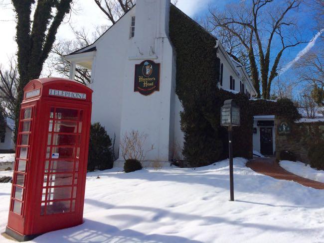 Hunter's Head Tavern Upperville