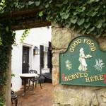 Hunters Head Tavern entrance