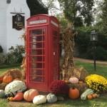 Hunters Head Tavern in fall