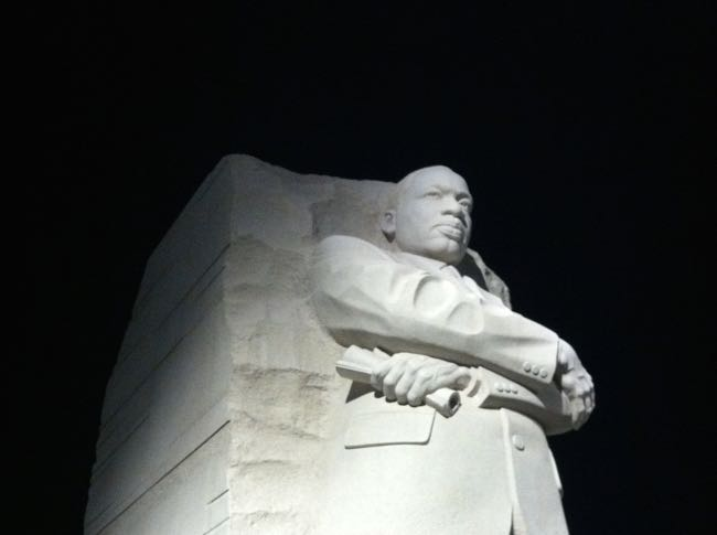 Martin Luther King, Jr. Memorial in Washington DC