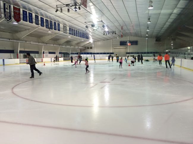 SkateQuest ice skating rink Reston Virginia