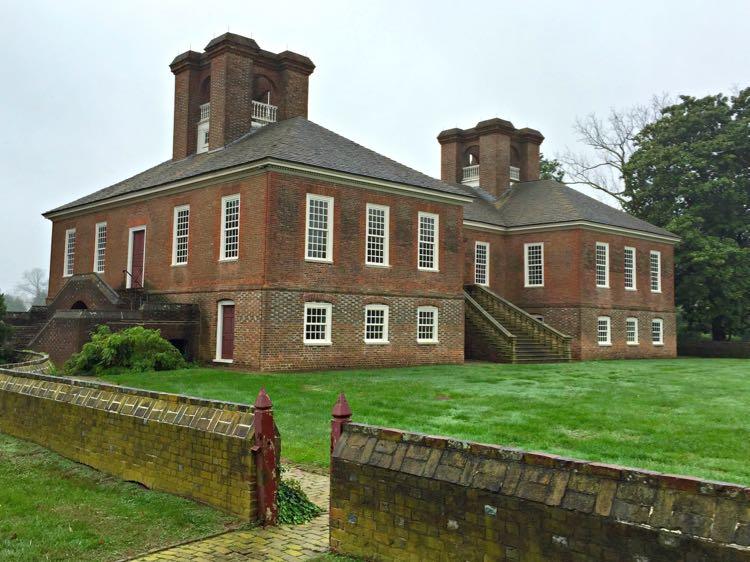 Stratford Hall, Stratford Virginia