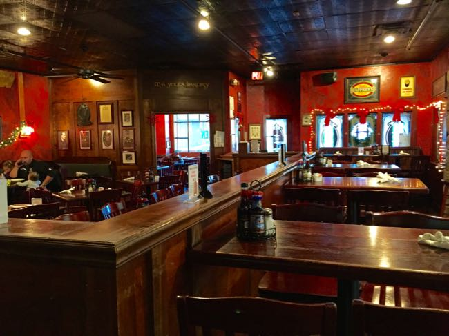 Enjoy Irish food and music at The Auld Shebeen in Fairfax Virginia