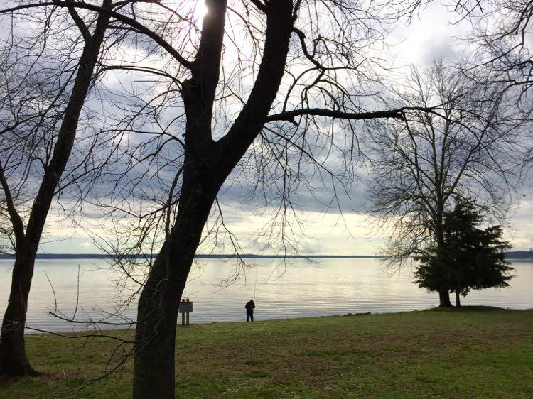 Potomac River at Leesylvania State Park