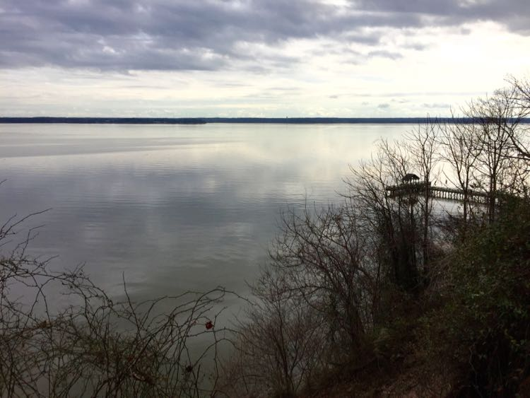 Potomac view from Freestone Point, Leesylvania State Park