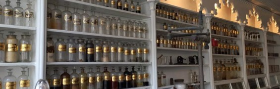 The unique and historic Stabler-Leadbeater Apothecary Museum is the fascinating home of unicorn root and dragon's blood in Old Town Alexandria, Virginia.