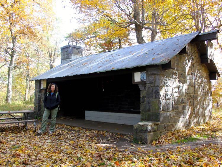 Byrd's Nest 3 Hut Shenandoah NP