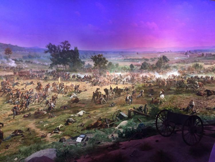 Gettysburg NMP Cyclorama